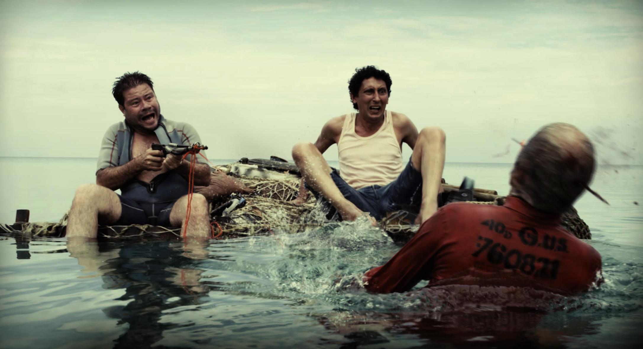 Juan de los Muertos-Opening Scene