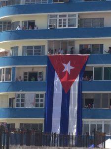 Dia de la apertura de la embajada Ruth Behar