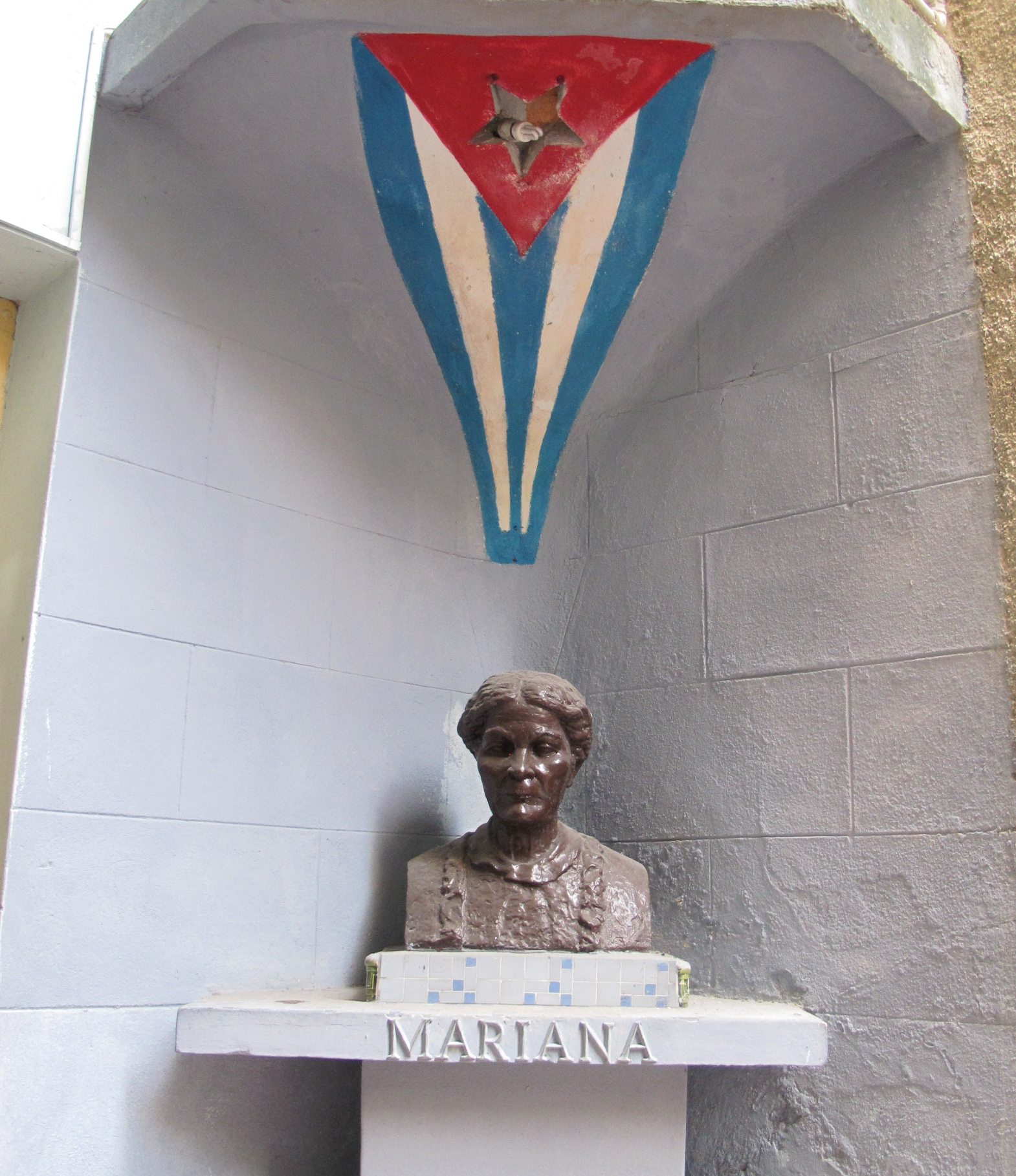 mariana-grajales-bust-in-g-a-maceo-lodge