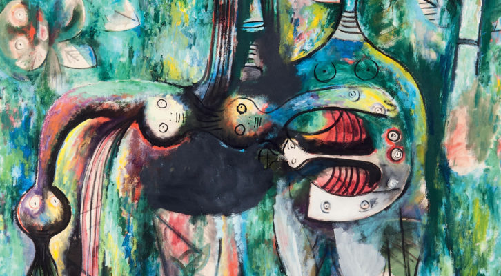 THE EY EXHIBITION: WIFREDO LAM. By Afonso Dias Ramos