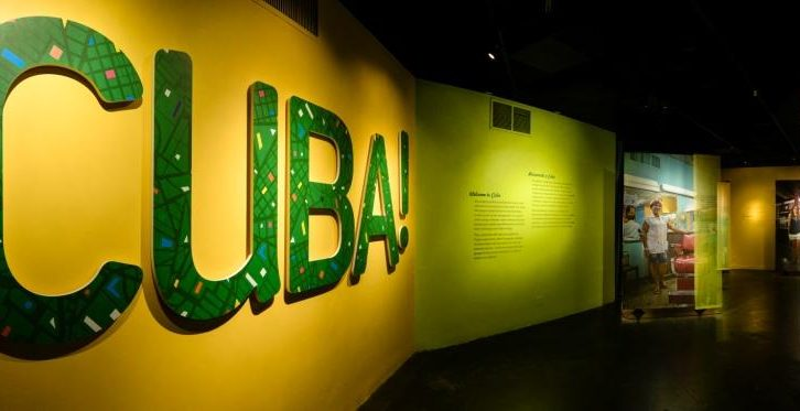 ¡CUBA! at the AMNH. By YVONNE LASSALLE