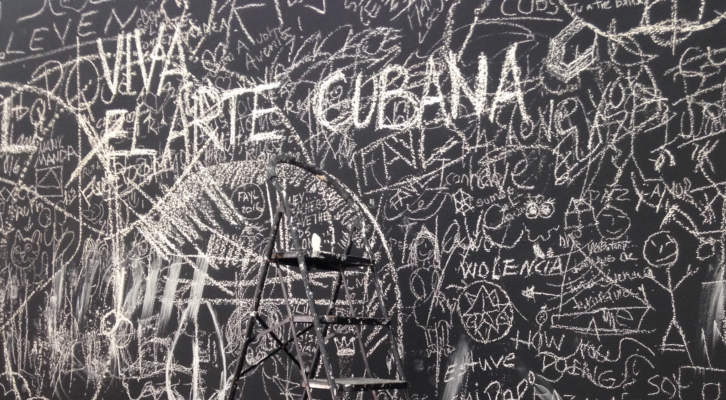 The Off-Havana Thriving Art Scene. By CHRISTINA GARCÍA